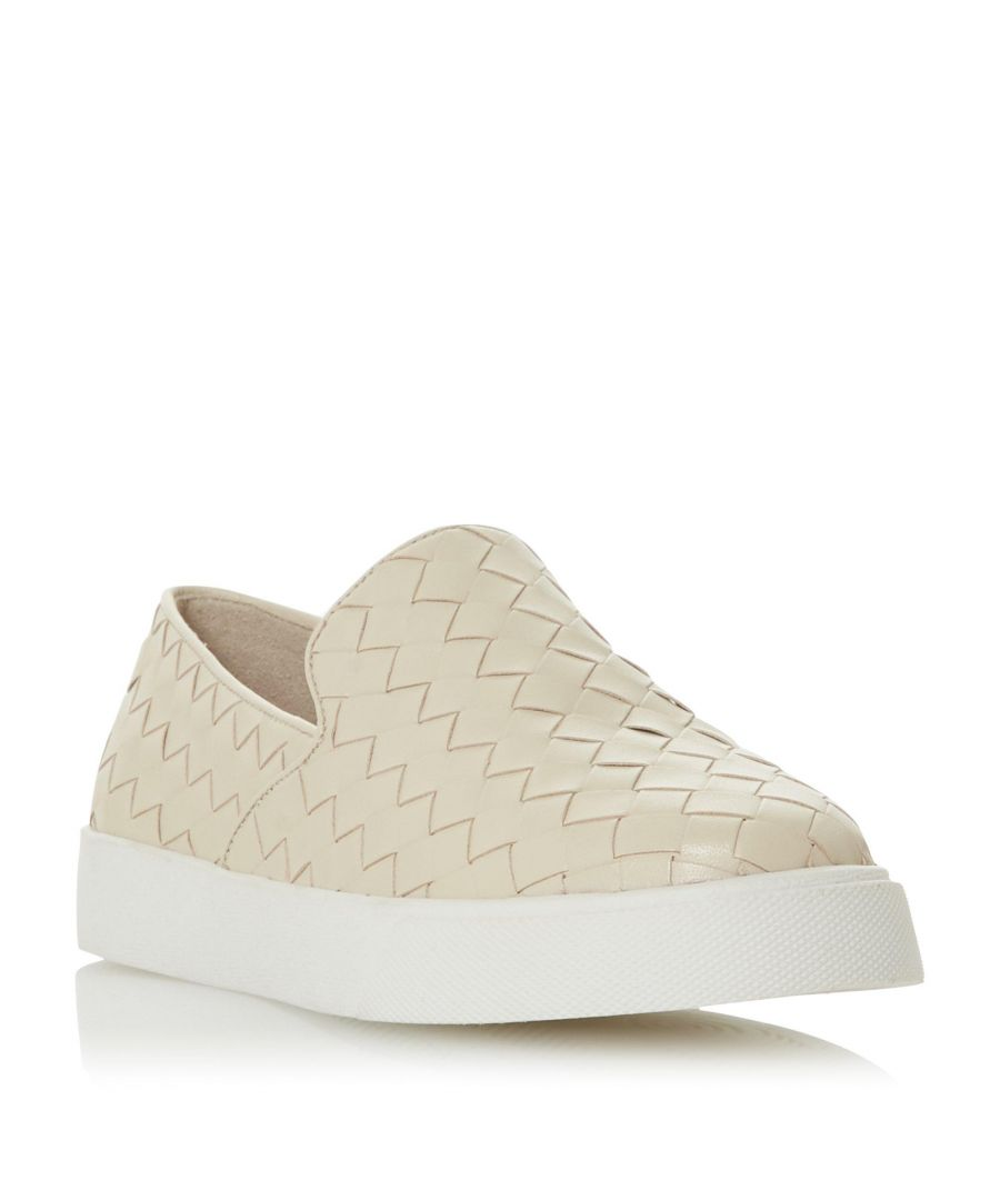 Image for Dune Ladies EXQUISIT Woven Skater Trainer