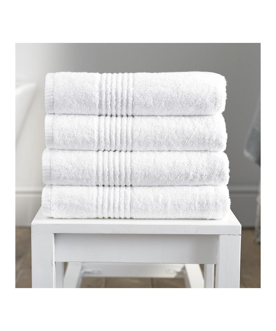 Image for The Lyndon Company 650 GSM Bath Towel 'Eden'