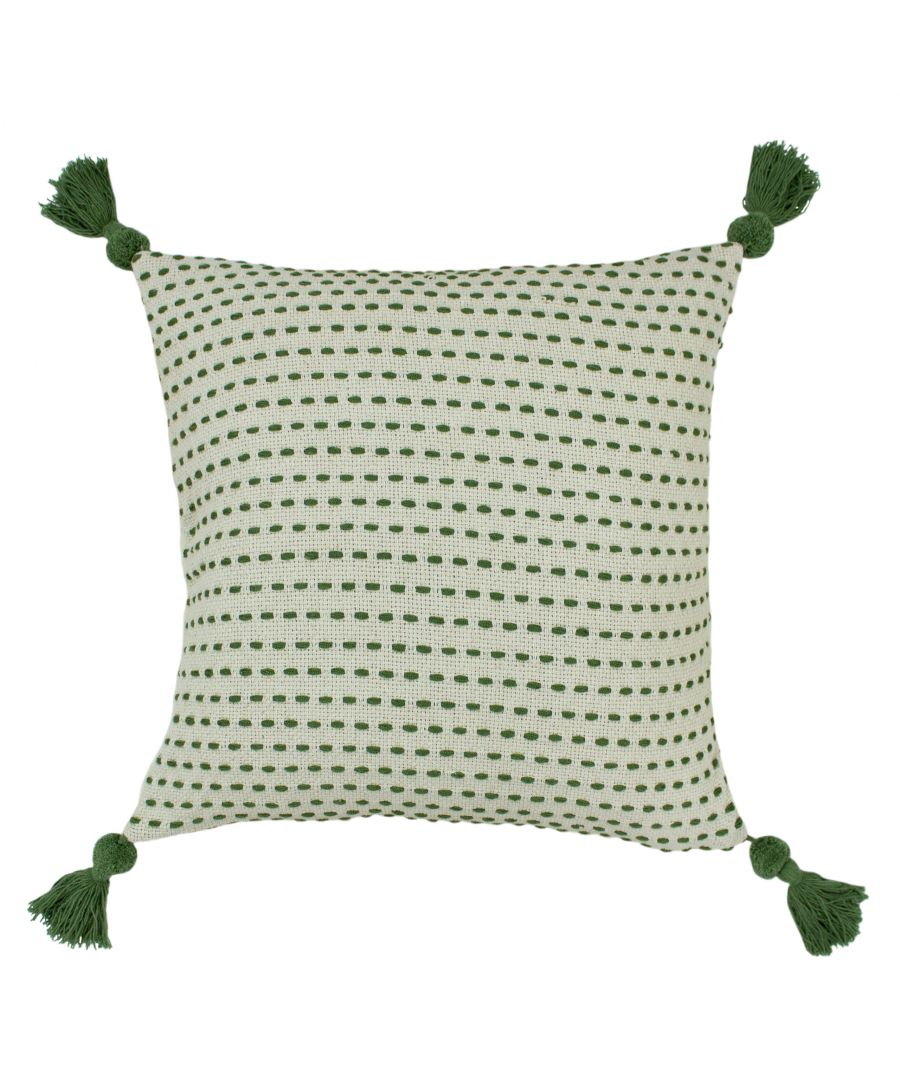 Image for Ezra 50X50 Poly Cushion Sage