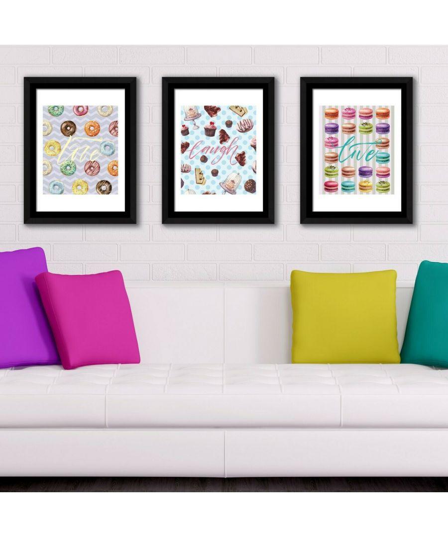 Image for Framed Art Sweet Quotes Framed Photo, Framed Art