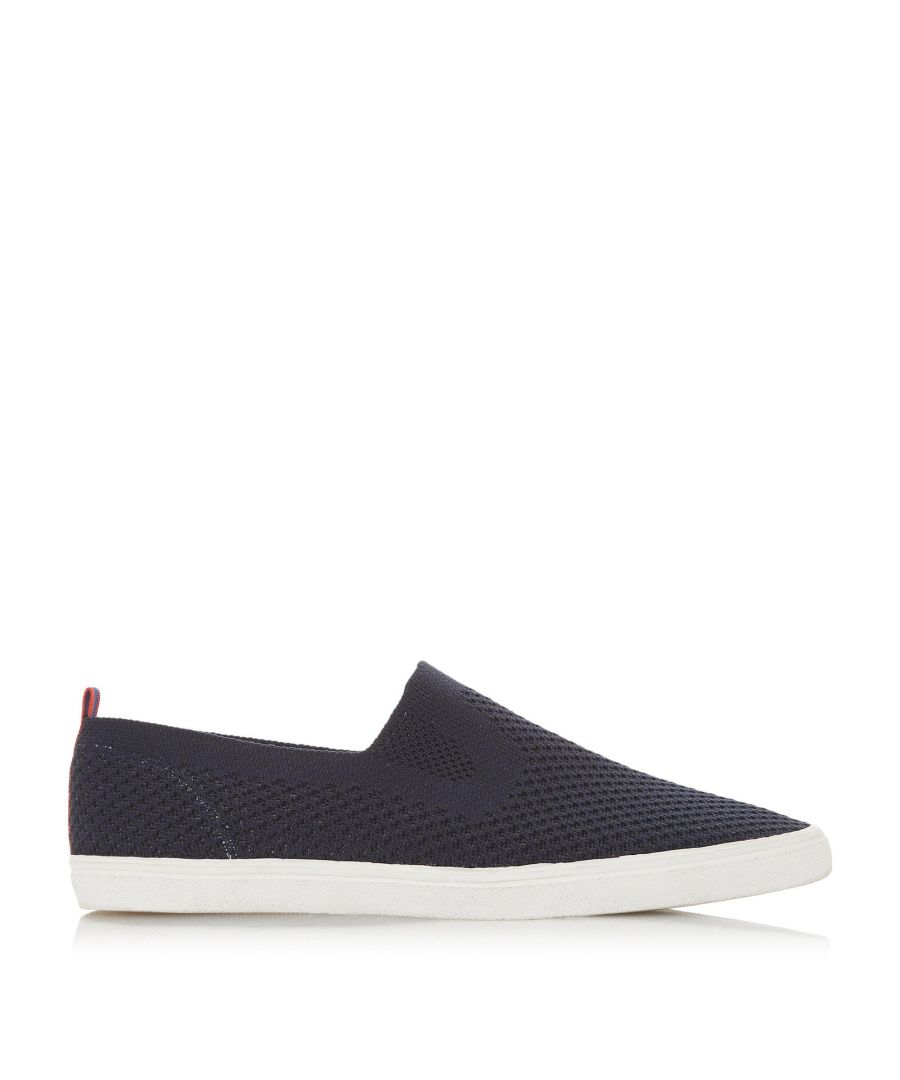 Image for Dune Mens FABREGAS Fly Knit Slip On Trainers