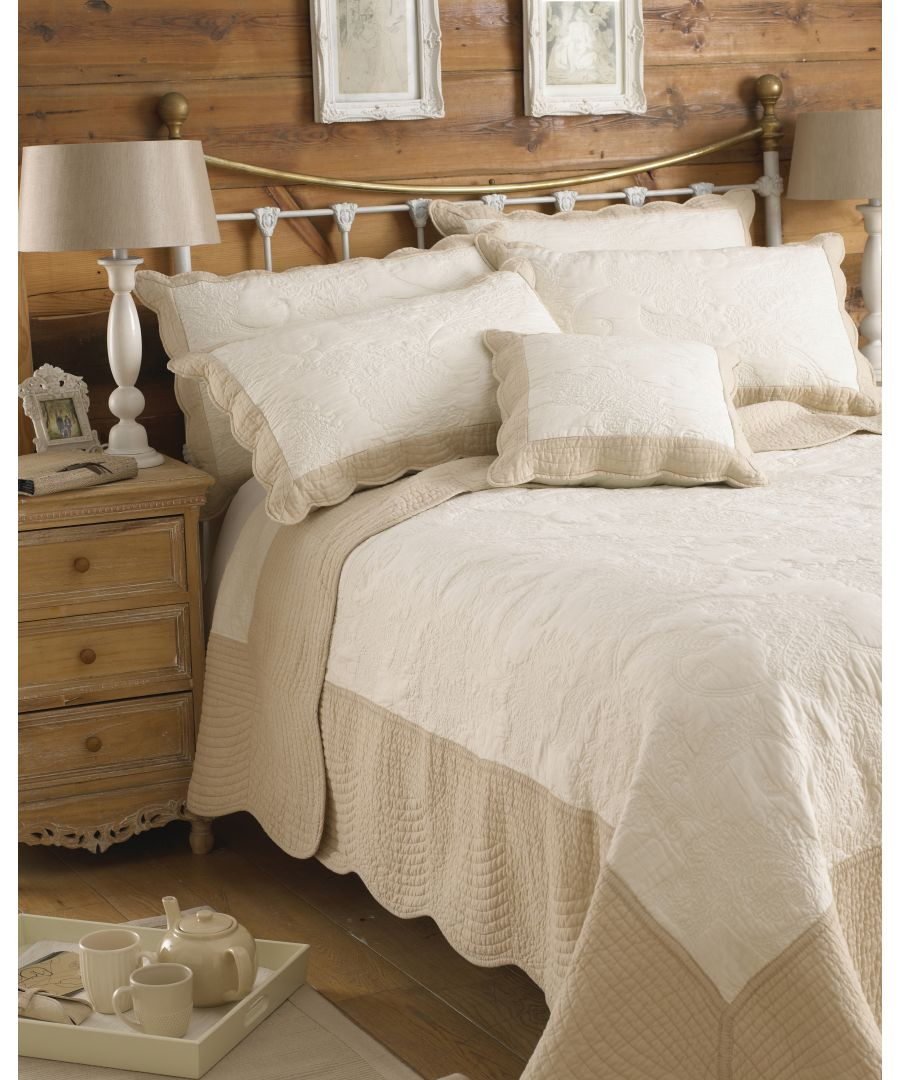 Image for Fayence King  Bedspread Iyy/Tau