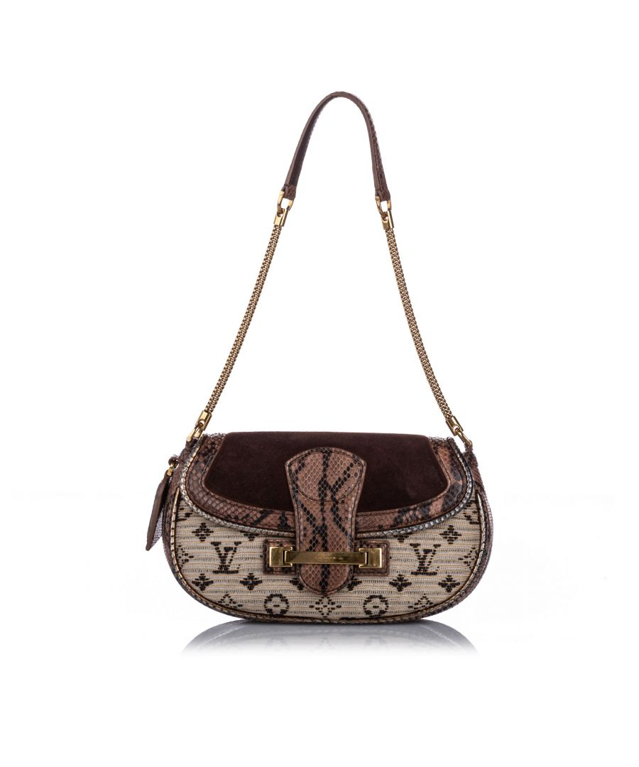 Image for Louis Vuitton Monogram Empire Levant Brown