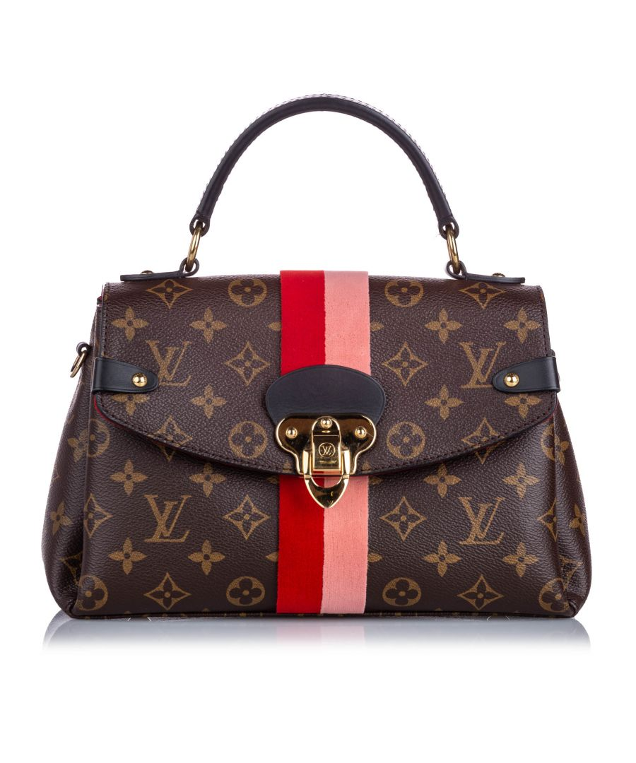 Image for Louis Vuitton Monogram Georges BB Brown