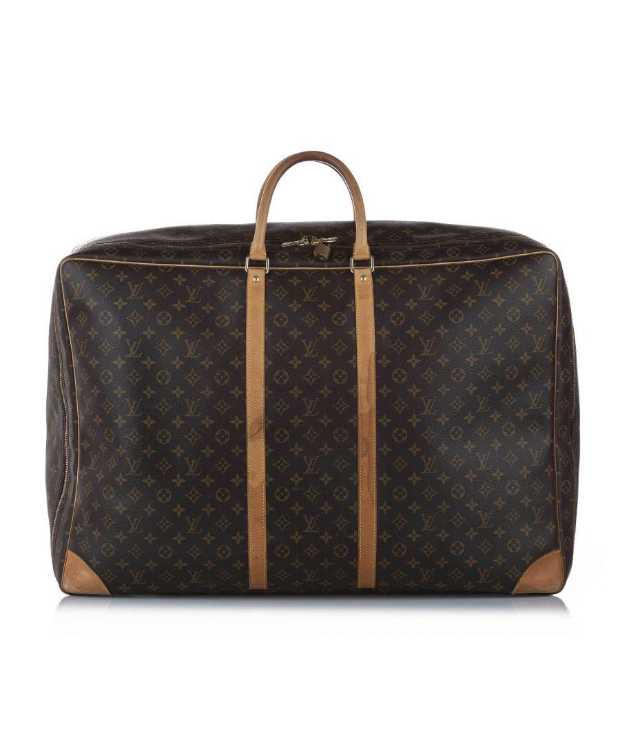 Image for Vintage Louis Vuitton Monogram Sirius 65 Brown