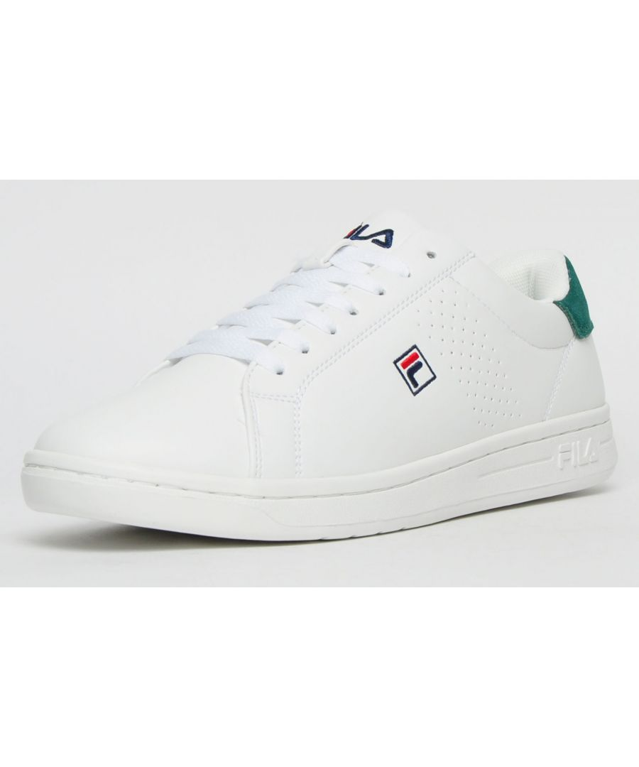 Image for Fila Heritage Crosscourt 2 Low Mens