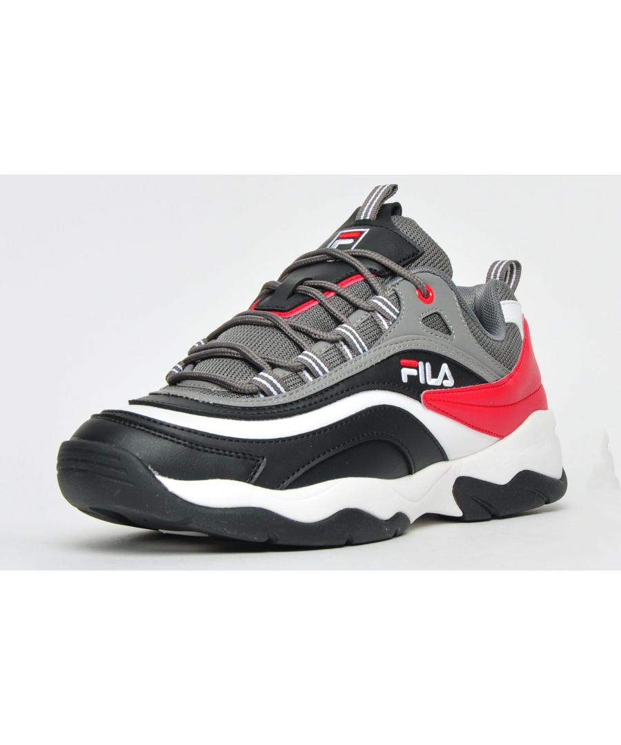 Image for Fila Ray CB Low Mens
