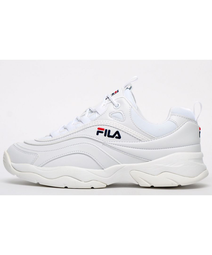 Image for Fila Ray Heritage Low Mens