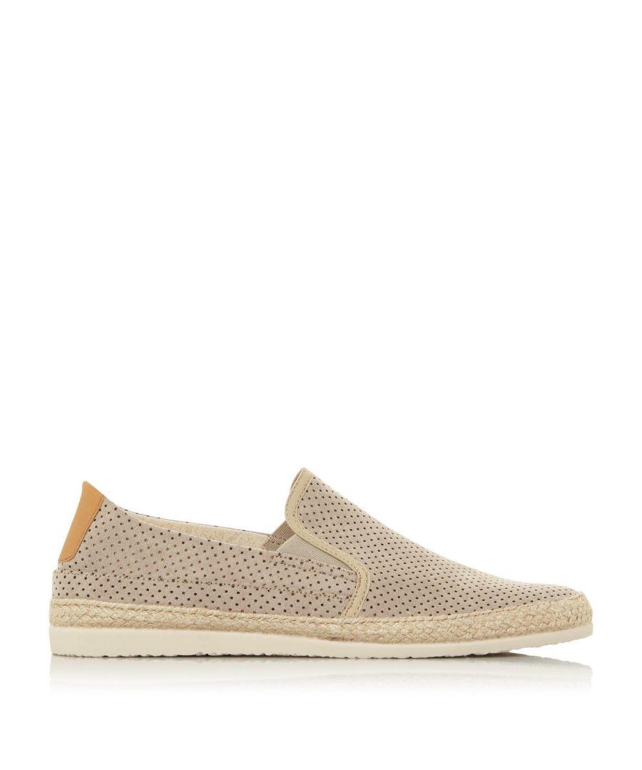 Image for Dune Mens FLUME Espadrille Shoes