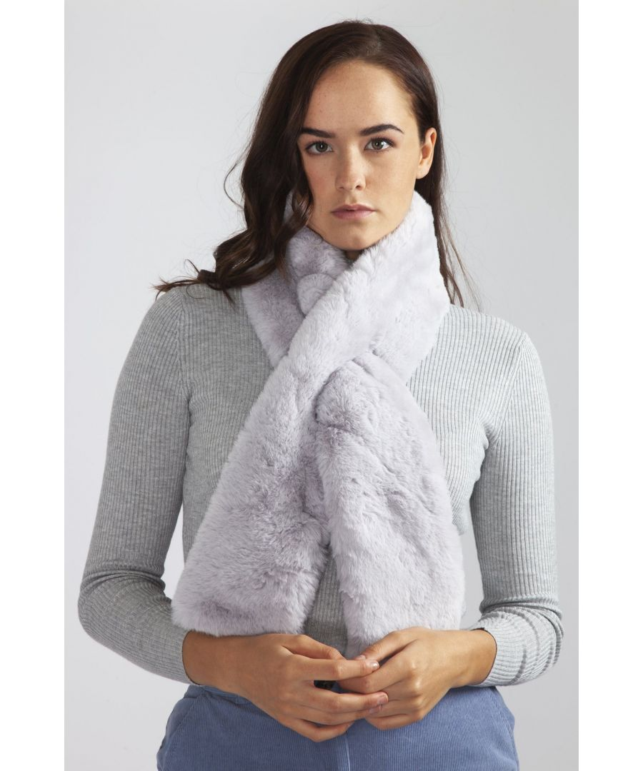 Image for Faux Fur Scarf