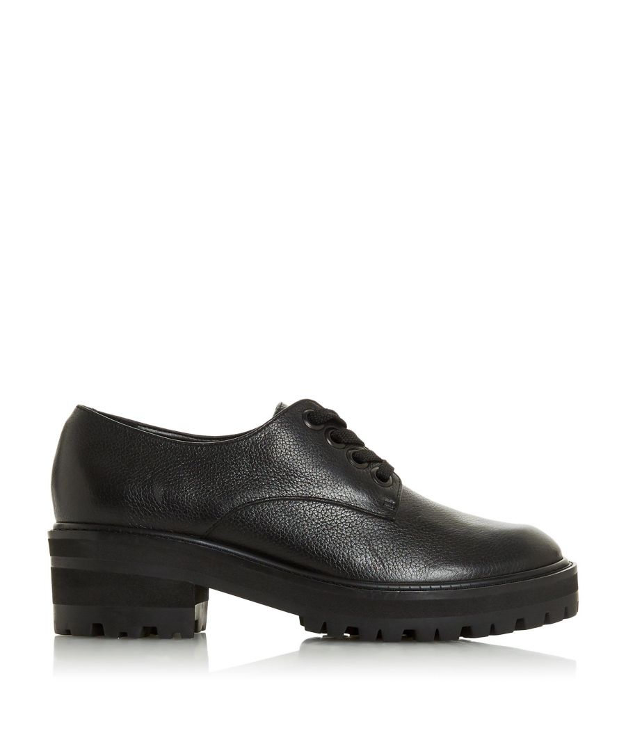 Image for Dune Ladies FRANKLY Chunky Sole Lace Up Shoe