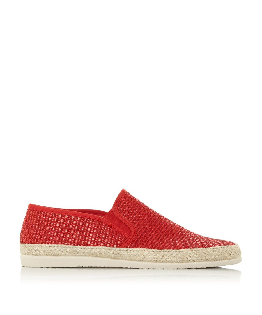 Image for Dune Mens FURYY Slip On Espadrille