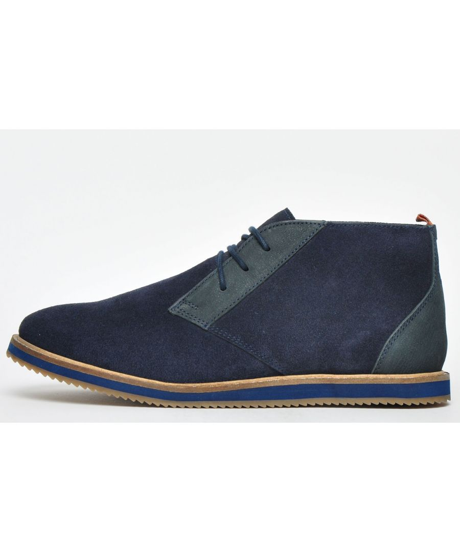 Image for Frank Wright Baxter III Suede Mens