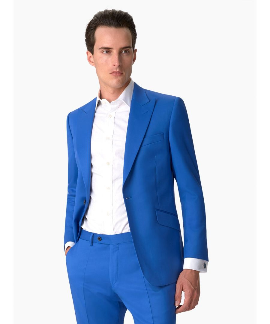 Image for Peak Florence Plain Suit Blue