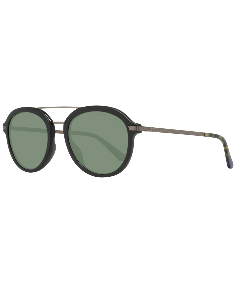 Image for Gant Sunglasses GA7100 02R 52 Men Black