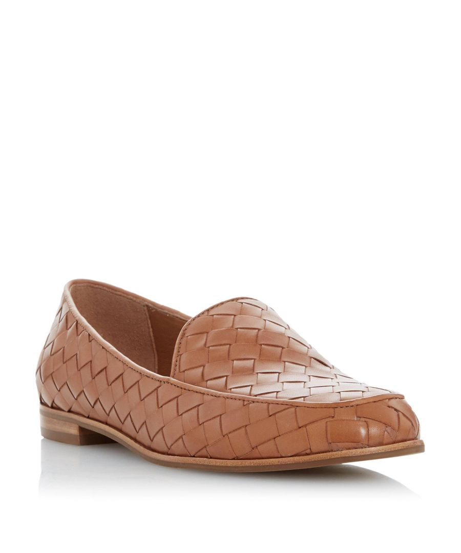 Image for Dune Ladies GABBIES Woven Slip On Loafer