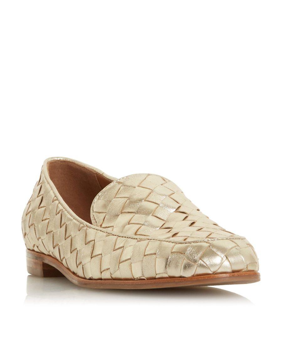 Image for Dune Ladies GABBIES Woven Slip On Loafer