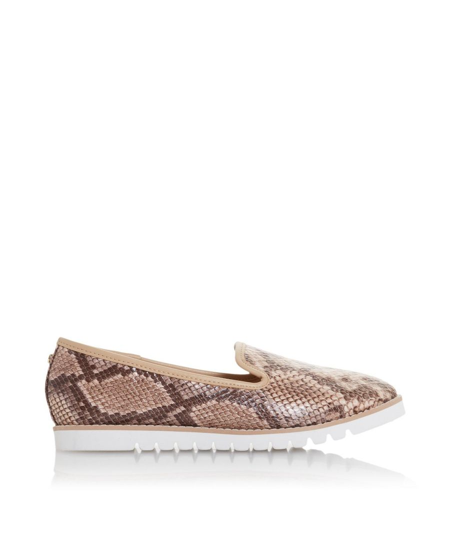 Image for Dune Ladies GALLEON Printed Sport Loafer