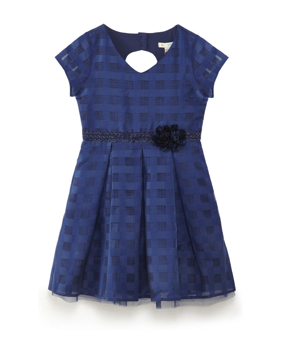 Image for CHECK OCCASION DRESS