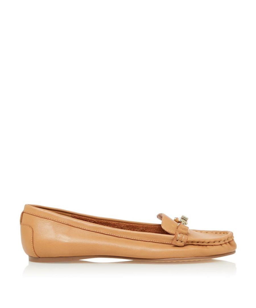 Image for Dune Ladies GEORGAS Snaffle Trim Comfort Loafers