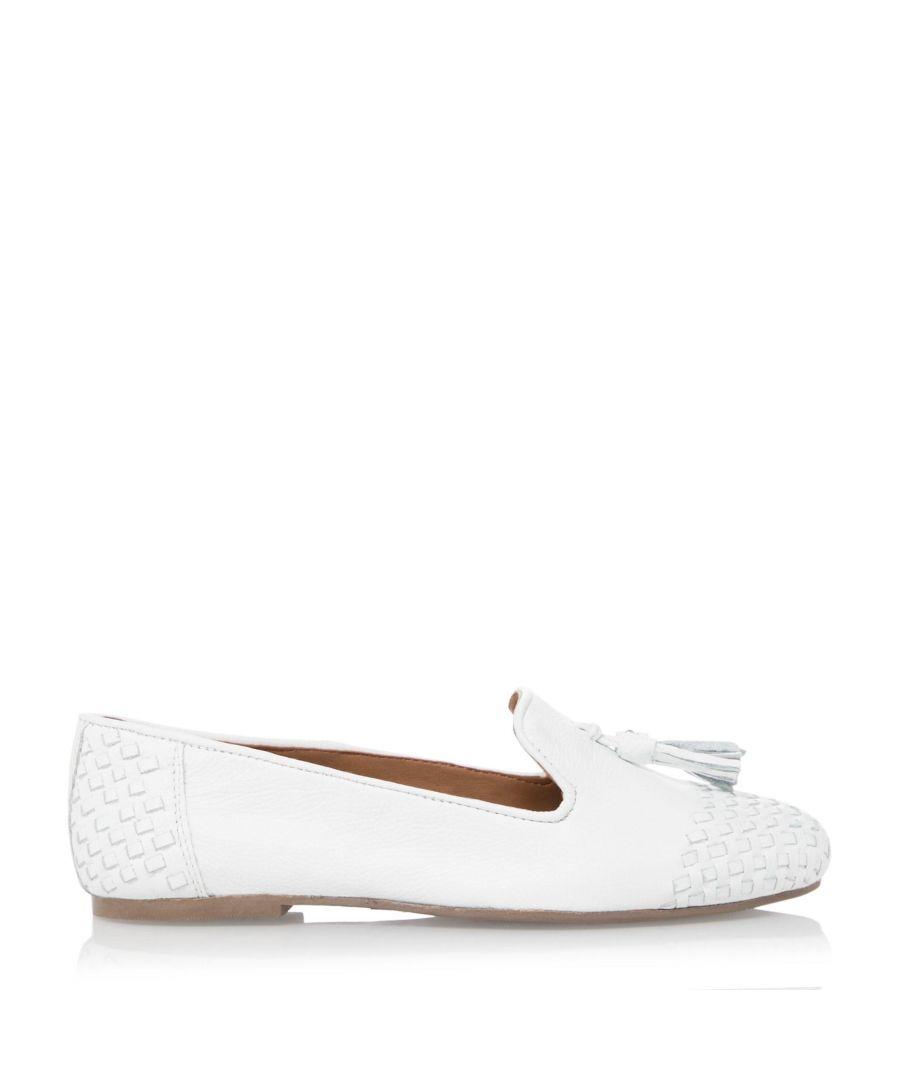 Image for Dune Ladies GILSON 2 Tassel Loafer