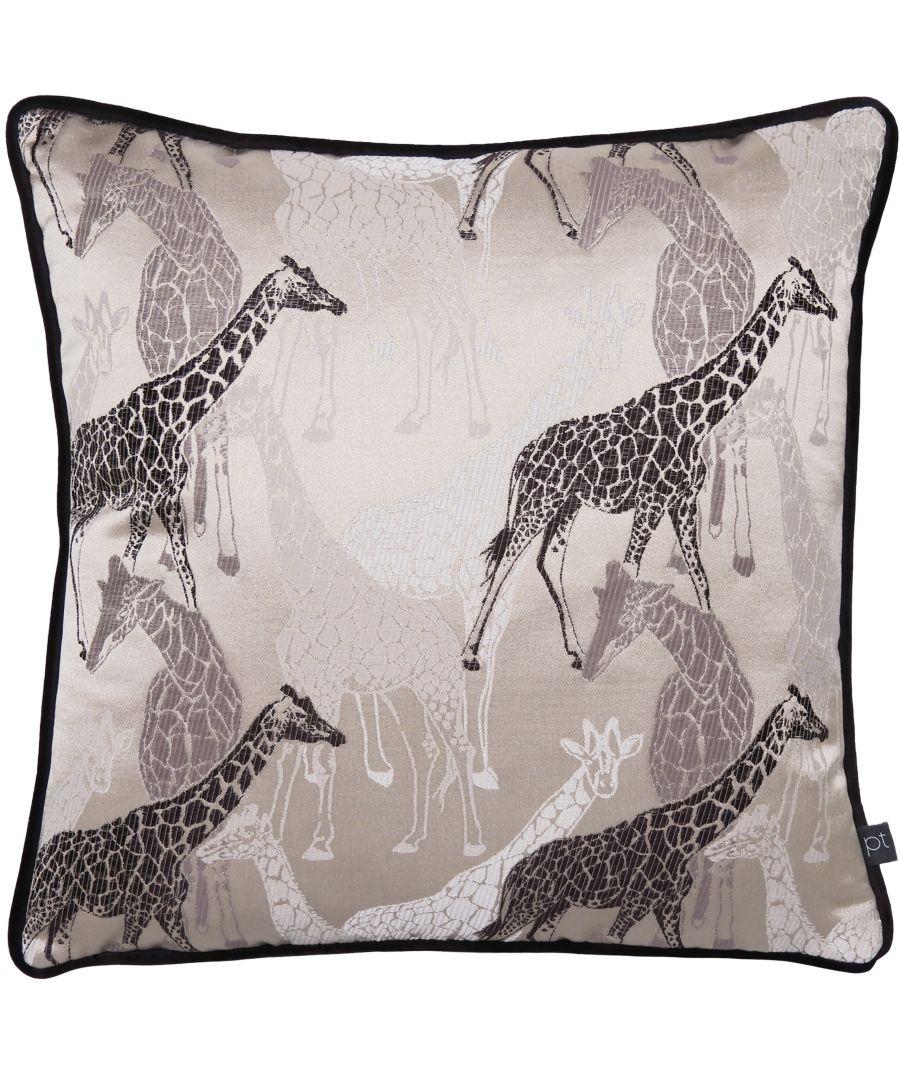 Image for Giraffe Cushion
