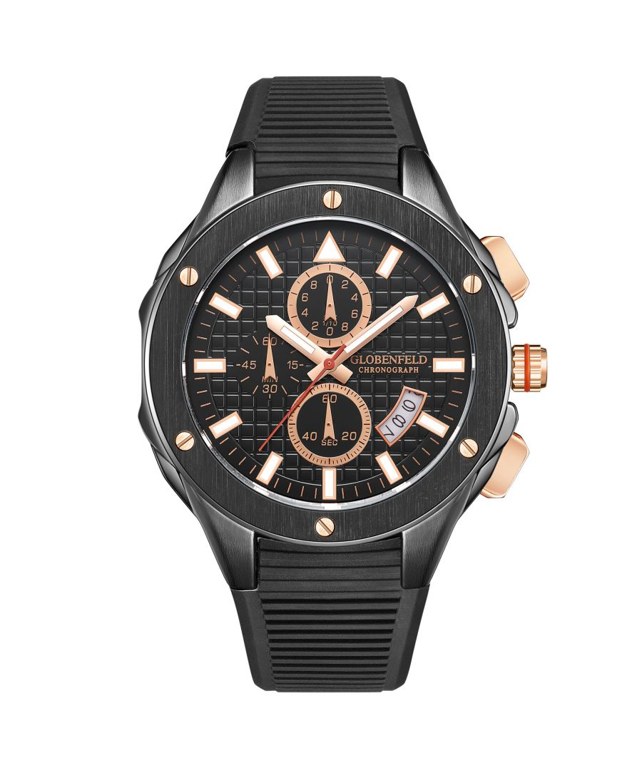 Image for Globenfeld Hand Assembled Chronograph Rose