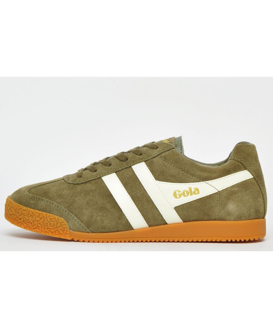 Image for Gola Classics Harrier Suede Mens