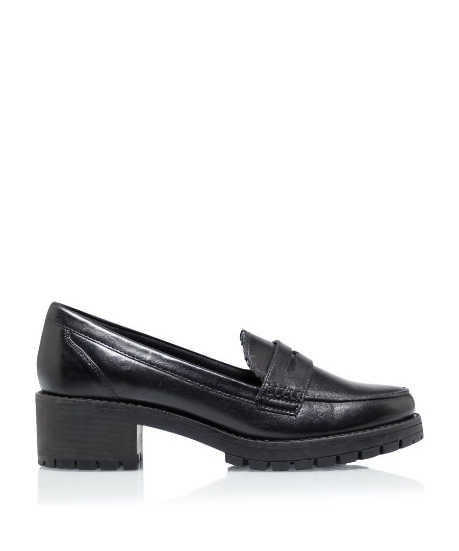 Image for Dune Ladies GLINTTS Saddle Strap Loafers