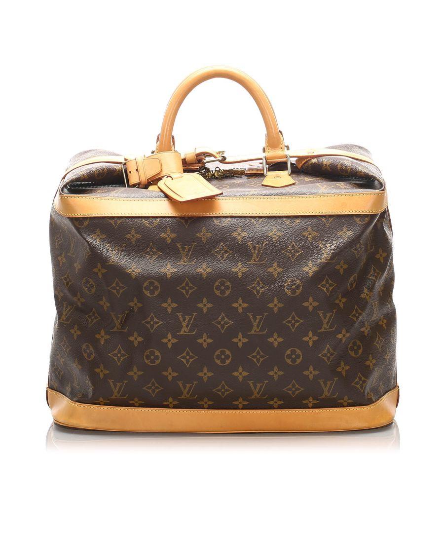 Image for Vintage Louis Vuitton Monogram Cruiser 40 Brown