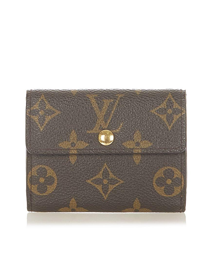 Image for Vintage Louis Vuitton Monogram Ludlow Brown