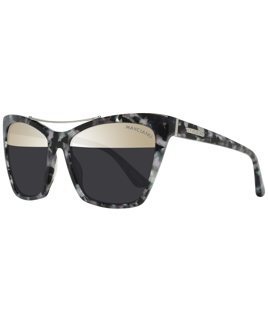 Image for Guess by Marciano Sunglasses GM0753 52B 57 Women Grey