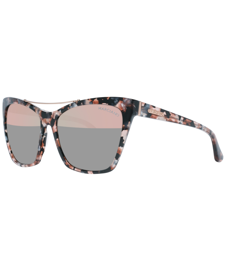 Image for Guess by Marciano Sunglasses GM0753 74T 57 Women Multicolor