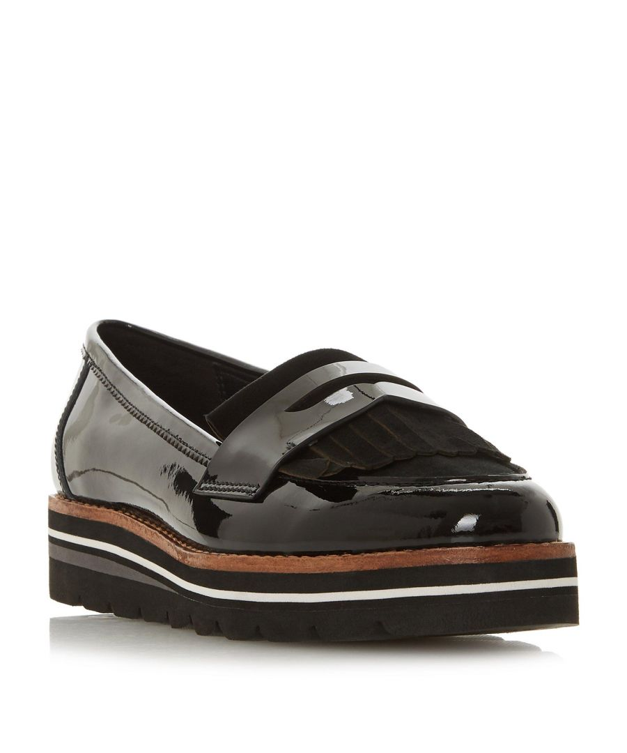 Image for Dune Ladies GRACELLA Flatform Slip On Loafer