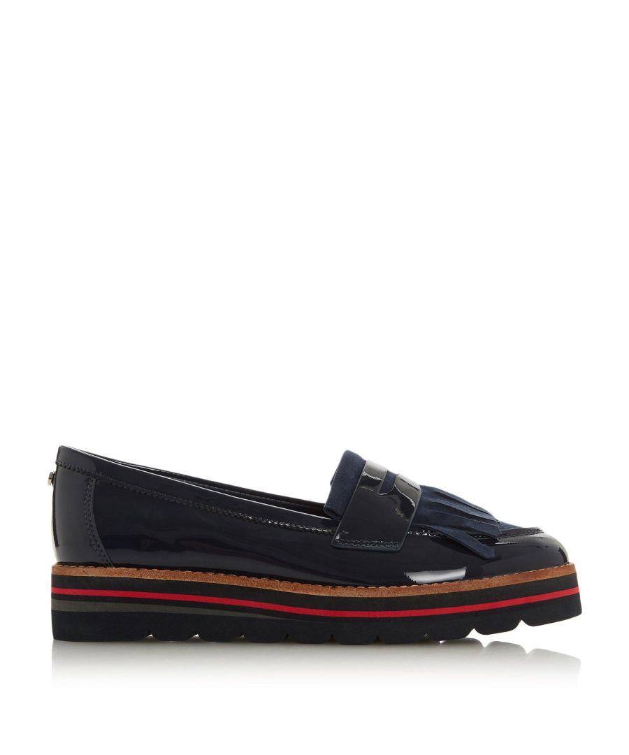 Image for Dune Ladies GRACELLA Flatform Slip On Loafer