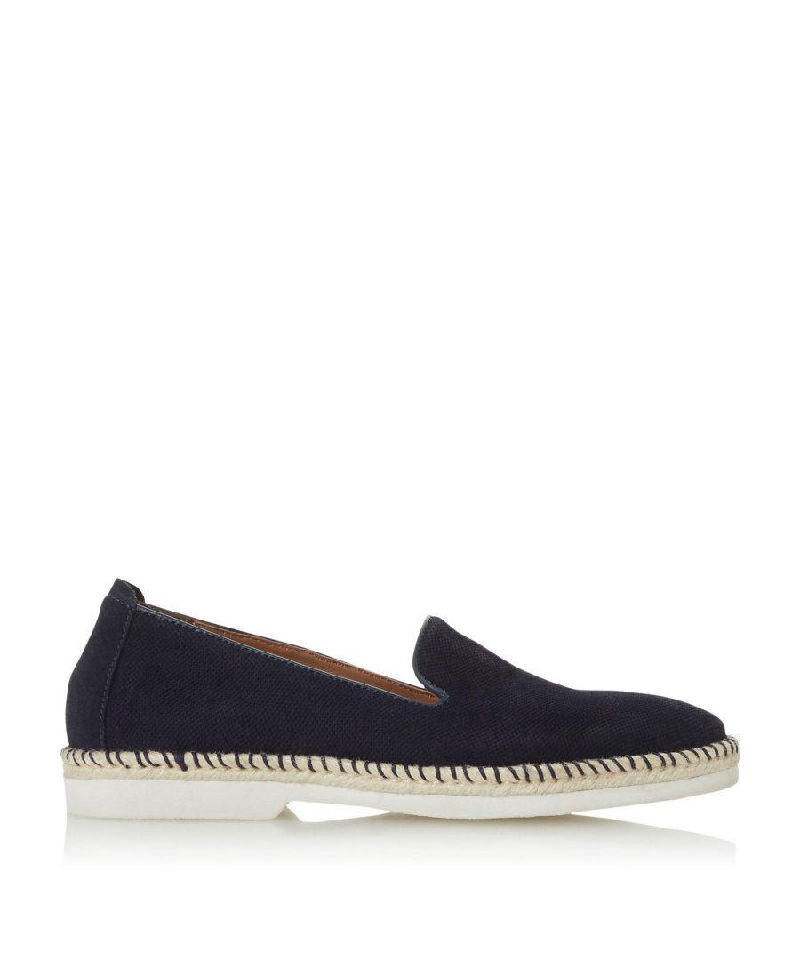 Image for Bertie Ladies GRASP Espadrille Slip On Shoes