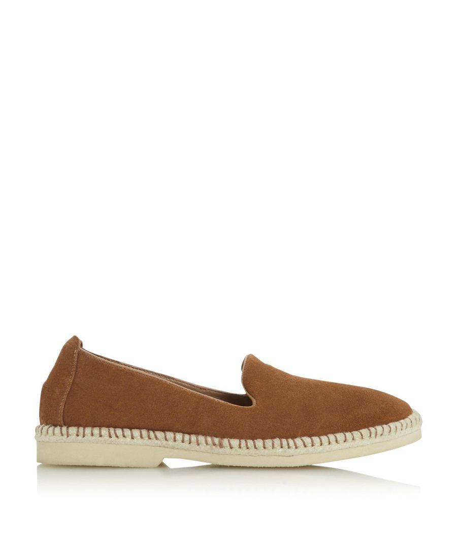 Image for Bertie Ladies GRASP Espadrille Slip On Shoes