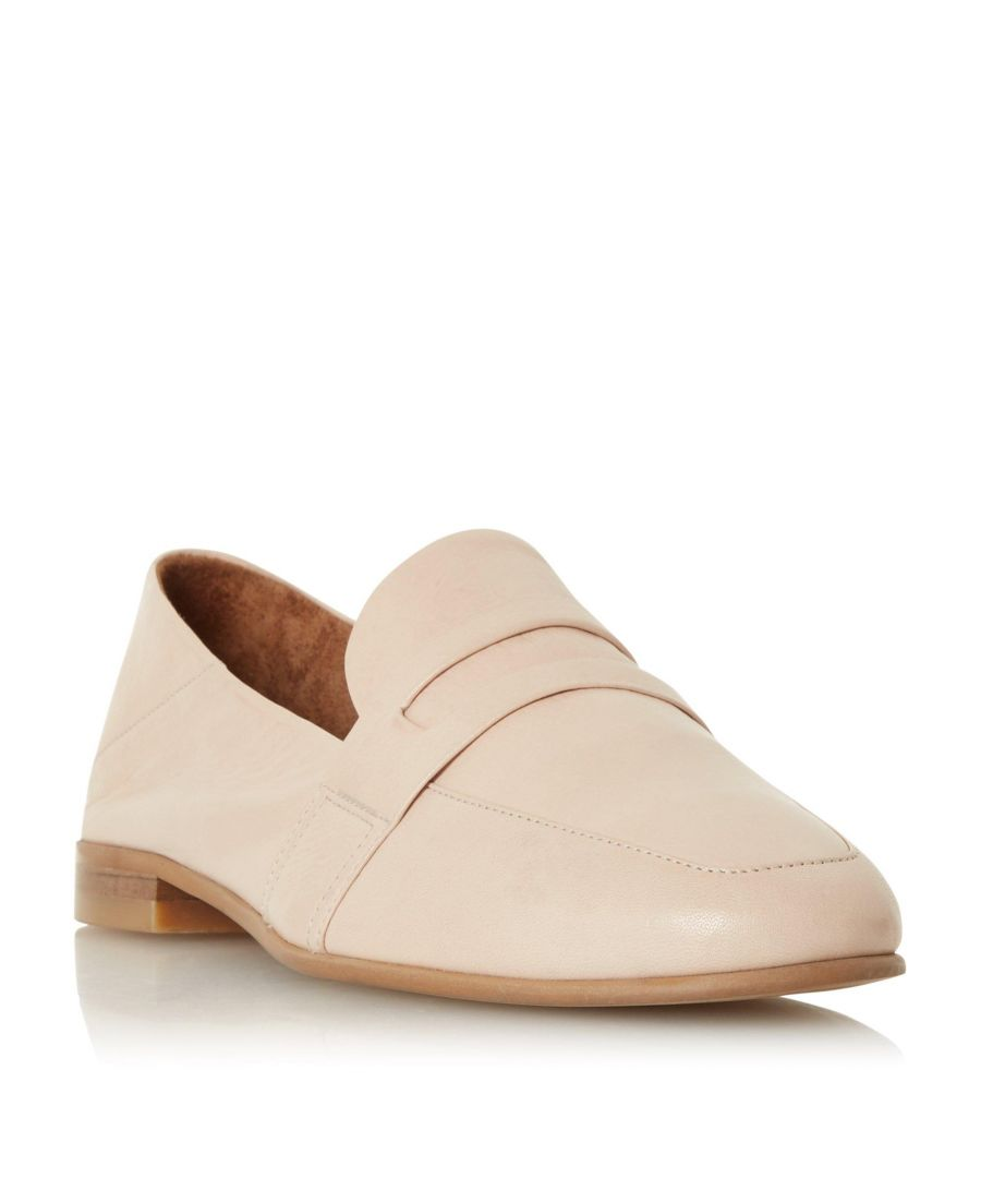 Image for Dune Ladies GRAYSON Soft Leather Saddle Loafer
