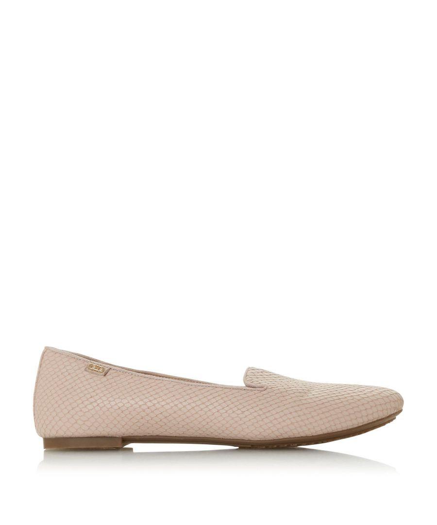 Image for Dune Ladies GRAZIE Slipper Cut Ballet Pump