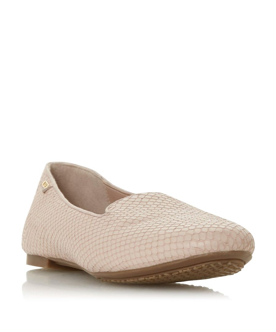 Image for Dune Ladies GRAZIE Slipper Cut Ballet Pump