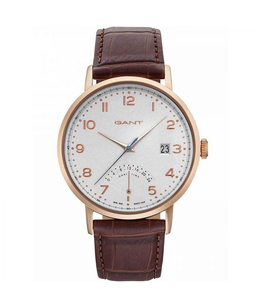 Image for Gant Watch GT022003 Pennington Men Gold
