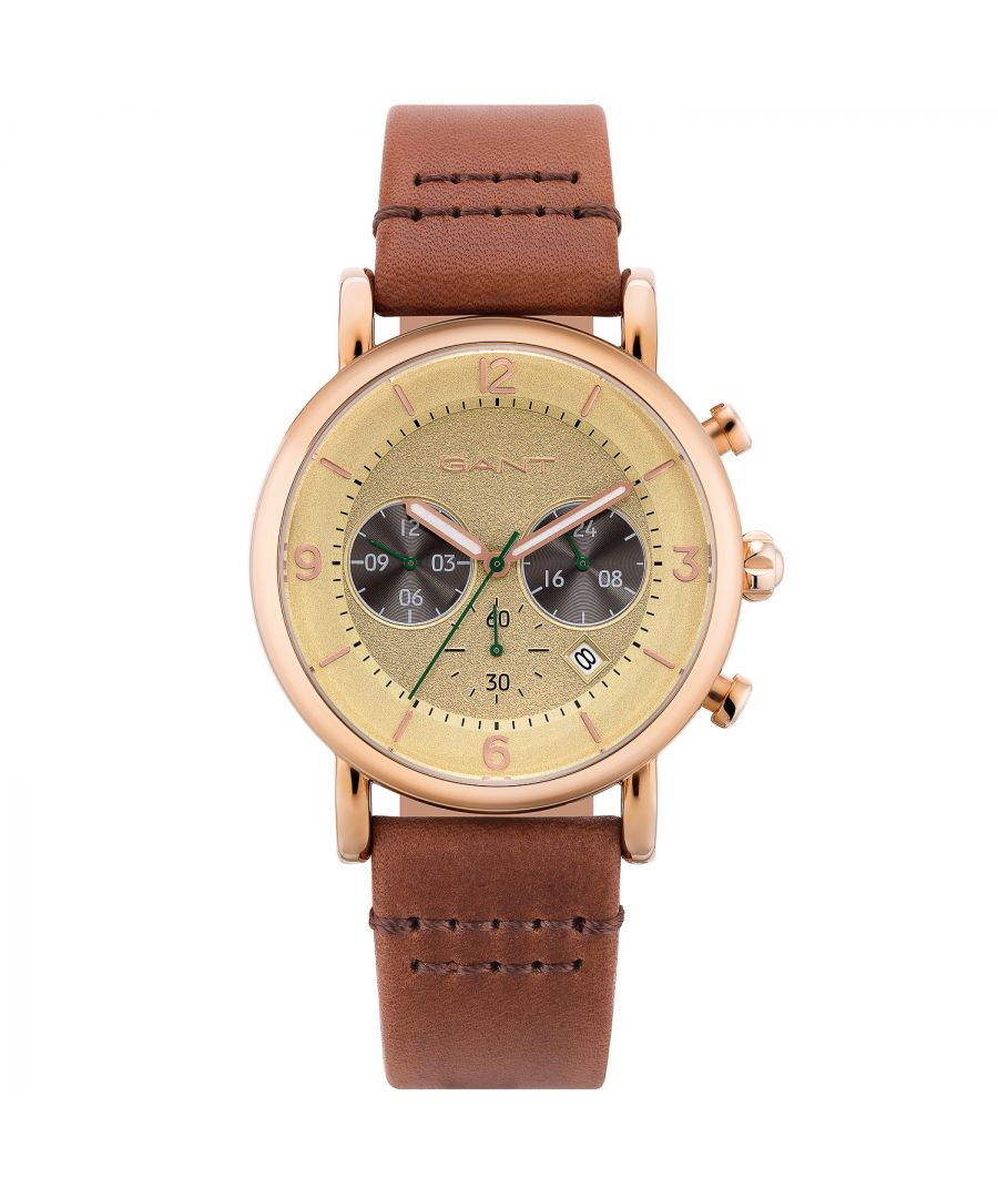 Image for Gant Watch GTAD0071399I Men Rose Gold