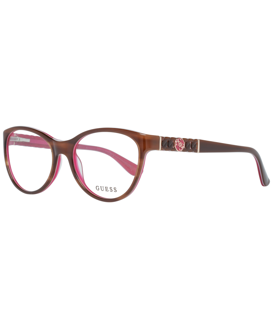 Image for Guess Optical Frame GU2607 050 53 Women Brown