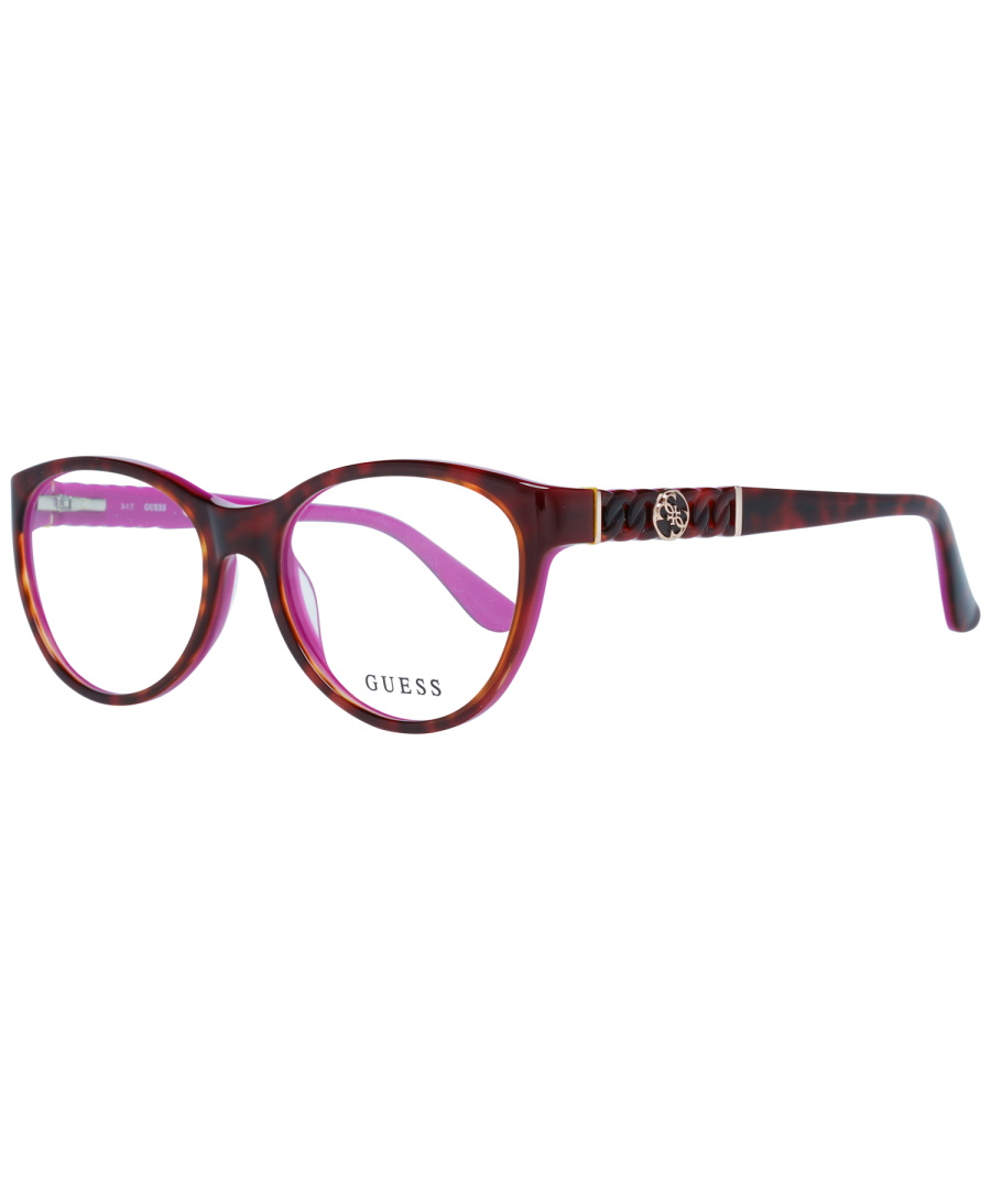 Image for Guess Optical Frame GU2607 056 53 Women Brown
