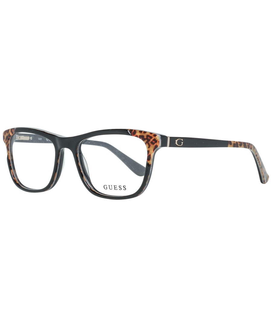 Image for Guess Optical Frame GU2615 005 52 Women Black
