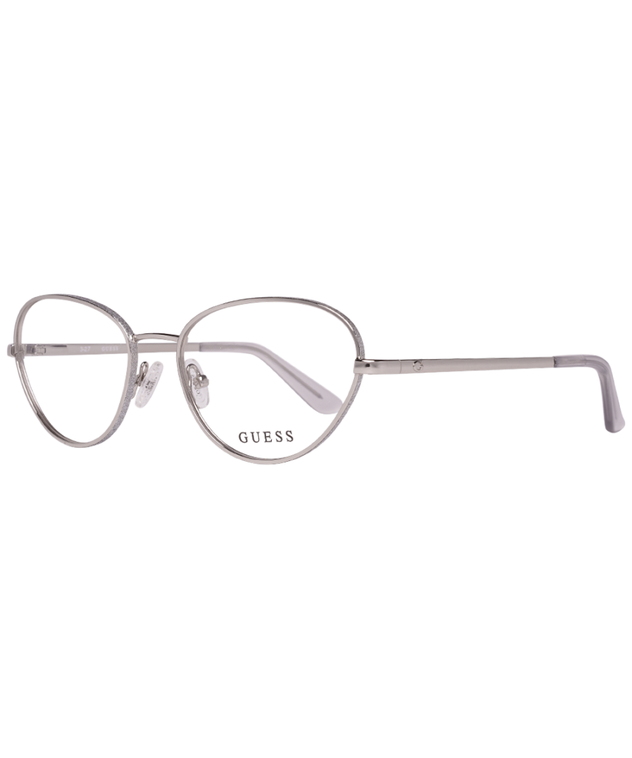 Image for Guess Optical Frame GU2670 010 52 Women Silver
