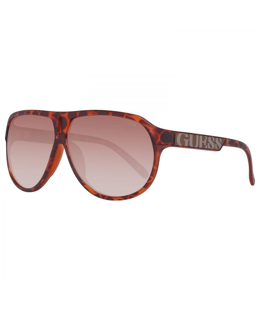 Image for Guess Sunglasses GU6729 S57 64 Men Brown
