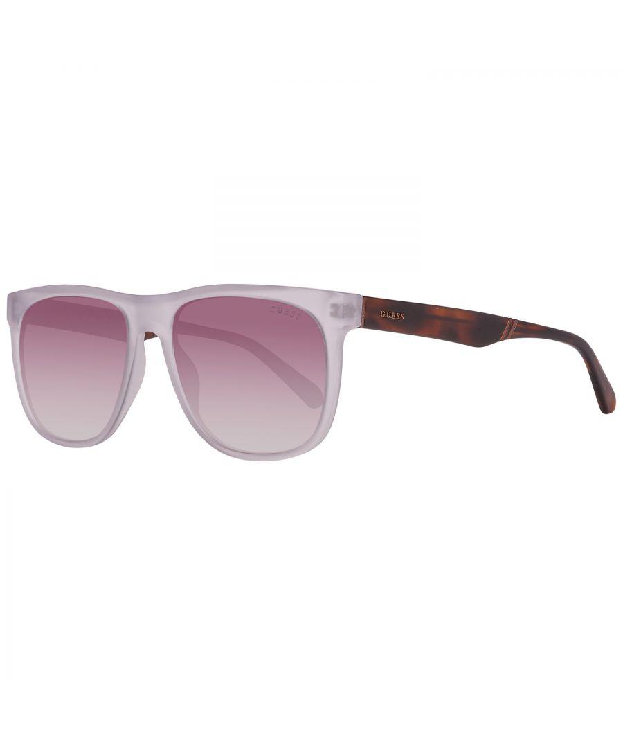 Image for Guess Sunglasses GU6913 26F 56 Men White