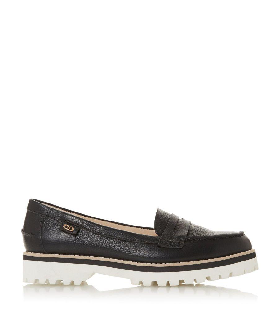 Image for Dune Ladies GUINNEA Low Heel Loafer
