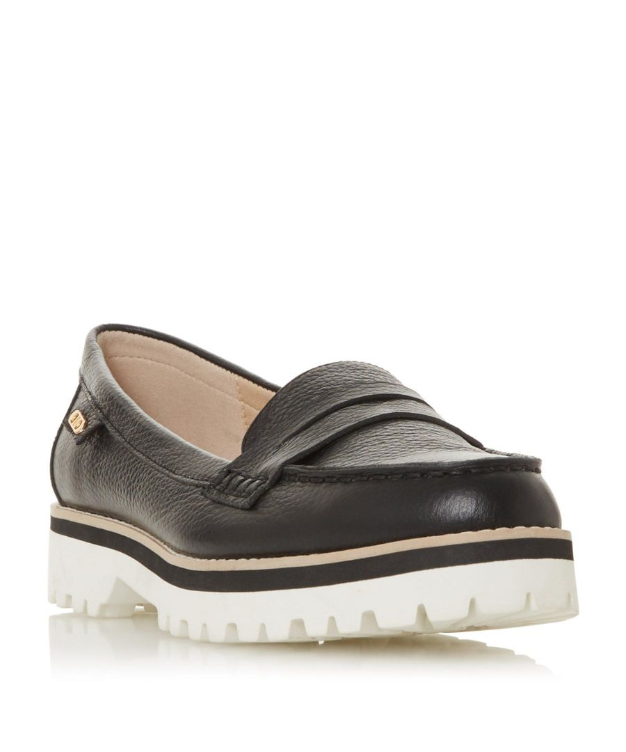 Image for Dune Ladies GUINNEA Low Heel Loafer